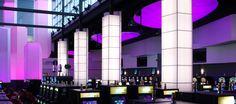 LEMAYMICHAUD   Quebec   Architecture   Interior Design   Entertainement   LUDOPLEX Architecture Design, Restaurant Design, Entertainment, Interior Design, Concert, Nest Design, Architecture Layout, Home Interior Design, Interior Designing