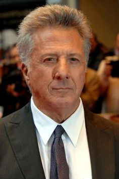 Dustin Hoffman...great actor, never disappoints in whatever role he plays