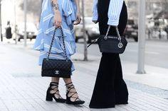 STRIPES & RUFFLES by @fashionismygf
