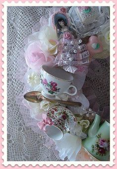 Shabby Chic Project Ideas | heart Much Shabby Chic | Bazaar Project Ideas