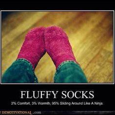 i have these exact same socks!  hahaha... thanks mom!! :)