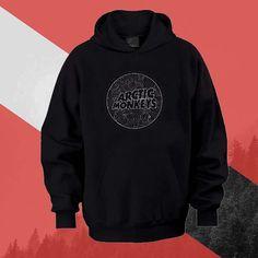 arctic monkeys logo art Hoodie Sweatshirt Sweater by iJonkCloth, $33.98