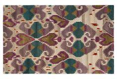 Twain Rug, Ivory/Multi on OneKingsLane.com $409
