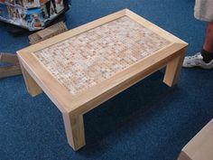 Scrabble Tile Table ♥