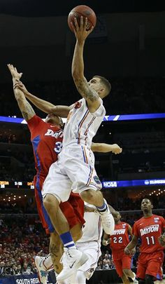 Florida 1st to 2014 Final Four, beating Dayton 62-52. http://collegebasketball.ap.org/uticaod/article/florida-1st-final-four-beating-dayton-62-52