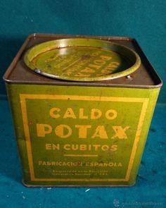 CALDO POTAX  CAJA LATA  estalcon@gmail.com =============================================  VENDIDO  =============