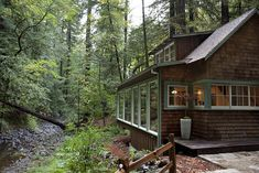 This cabin is where I want to settle in my future. - Imgur