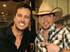 Luke and Jason.  Sigh!