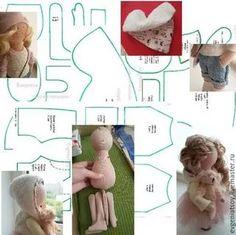 выкройка куклы малышки из ткани: 12 тыс изображений найдено в Яндекс.Картинках