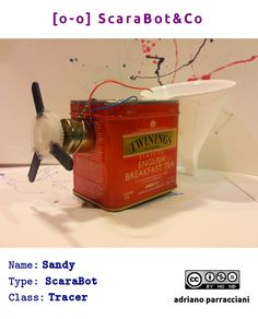Sandy - ScaraBot that draws with sand Diy Robot, Breakfast Tea, Sands, Classic, Derby, Beaches, Classic Books