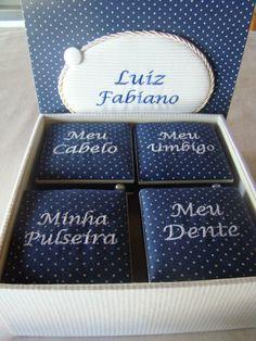 Caixa Kit recordações  Atelier Bia Maria