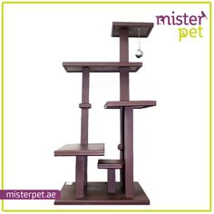 1 Meter Cat Play Tree @ 500* AED Only🐈 Order Online Now 🖥>>https://goo.gl/ZQSjrS  * Can be customized in any size * Can be customized with Shapes * Can be Customized with Play Options *FREE Home Delivery 🚚* Free Installation👨🔧  #MisterPet #MisterPetUAE #MisterPetDubai