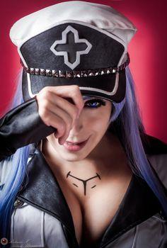 Esdeath cosplay by ShirahimeCosplay.deviantart.com on @DeviantArt