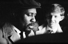 American jazz pianist Thelonious Monk (1917 - 1982), 1960.