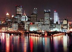 Pittsburgh, PA =). I'm a Pittsburgh girl