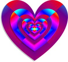 San Valentín, El Amor, Corazón, Diseño, Romance, Forma