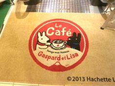 Gaspard and Lisa Cafe