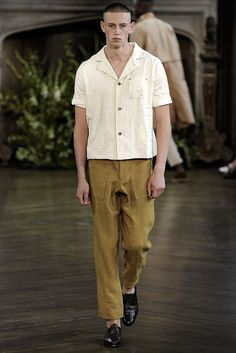 Billy Reid Spring 2015 Menswear - Collection - Gallery - Style.com