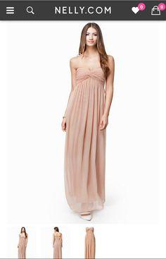 Brautjungfern Kleid rosa 65 €  Achtung Rabatt Jetzt günstiger!!!   https://www.kleiderkreisel.de/damenmode/lange-kleider/147383444-rosa-nude-kleid-von-nelly-36-lang-brautjungfer-hochzeit