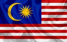Malaysian flag, Malaysia, Asia, silk flag, flag of Malaysia Pearl Wallpaper, Night Sky Wallpaper, Pastel Wallpaper, Watercolor Wallpaper Iphone, Wallpaper Backgrounds, Wallpaper Samsung, Asian Flags, Wallpaper Ramadhan, Kuala Lampur