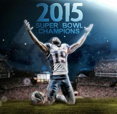 Has it Really sunk in yet?  If it hasn't I'll remind you, that we are SUPER BOWL 49 CHAMPIONS!!!