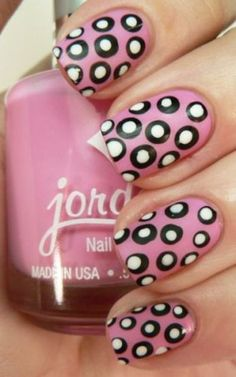 Different Simple Nail Art Designs