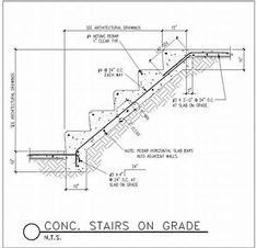 10 Best concrete step detail images | Concrete front steps