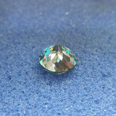 Portuguese Cut Loose Moissanite 1.00 to 10.00 Ct Blue | Etsy