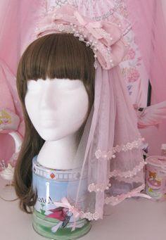 Hime Lolita Headdress