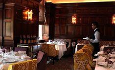 The best hotel restaurants in London    http://www.bonvivant.co.uk/blog/2013/02/13/best-hotel-restaurants-london/