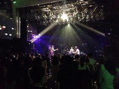 昨晩の渋谷、来て頂き有難うございました。 次のライブ→8/8名古屋JAMMIN' w/UHNELLYS/egoistic 4 leaves/tio DJ I-NiO