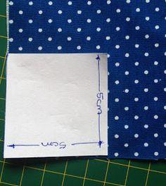 Carteira para Cartão de Patchwork                 Nunca jogue fora retalhinhos de tecidos, eles podem virar vários trabalhos em Patch, vamo...
