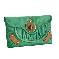 Frye Heidi Clutch Purse - Italian Leather