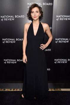 Pin for Later: Kristen Stewart Démarre la Saison des Récompenses Avec un Gala à New York Maggie Gyllenhaal