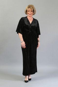 Rochie neagra din catifea R040N -  Ama Fashion Dresses, Fashion, Vestidos, Moda, Fashion Styles, Dress, Fashion Illustrations, Gown, Outfits