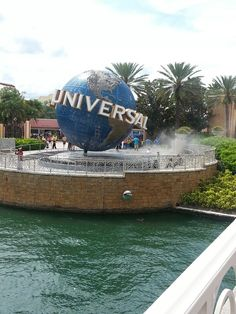 Universal Studios - Orlando,  Florida... possibility for 2014 vacation for me, Kris and Tommy