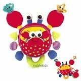 Sandie sea crab toy