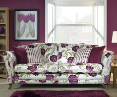 Courtney Grand Sofa from Queenstreet Carpets & Furnishings