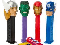 Candy Dispenser Avengers – PEZ | Pazumpa.com