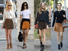 SS15 Trend Report: The A-Line Skirt