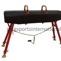http://www.taffglobal.com/product/selling/pommel-horse/ #GSI #GymnasticEquipment #Body Building
