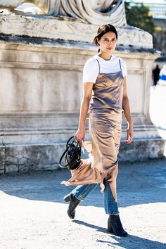 The Biggest Street Style Trends From Fashion Month via @WhoWhatWear
