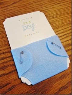 Adorable baby shower invitation!