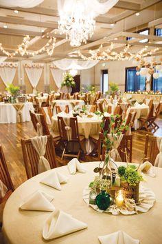 Hochzeit Restauraunt Deko selber ausdenken