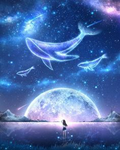 Moescape, for cuteness and awe – Galaxy Art Cute Galaxy Wallpaper, Anime Scenery Wallpaper, Cute Wallpaper Backgrounds, Tumblr Wallpaper, Pretty Wallpapers, Landscape Wallpaper, Pink Wallpaper, Iphone Wallpaper, Fantasy Art Landscapes