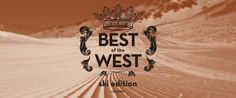 Who has the best new chairlift or terrain in the west? Vote them into Best of the West (thru January Mammoth Mountain, Best Ski Resorts, Park City, Good News, Skiing, Colorado, January 6, Entertaining, Utah