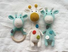 Amigurumi Crochet Teddy Bear R Crochet Baby Toys, Knit Or Crochet, Crochet Animals, Crochet For Kids, Crochet Crafts, Crochet Dolls, Baby Knitting, Crochet Projects, Crochet Teddy