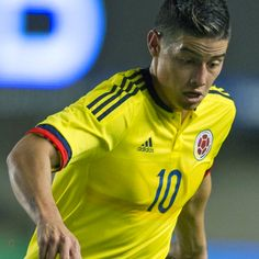James Rodriguez Cool Hair Lights 2015
