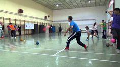 Cortahilos, derriba el balón, pañuelito 0370 Juegos Motores #Juegosmotores #inef #ccafd #ugr #educacionfisica #physicaleducation @Fac_Deporte_UGR @UGRdivulga