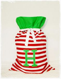 Santa Sacks from Willow & The Owl